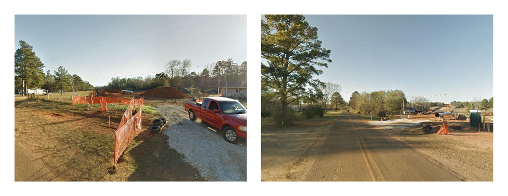 Crossings. Winona, Texas.