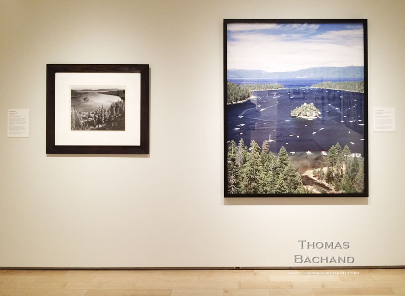 Three Seconds on the Fourth of July. Tahoe: A Visual History. Nevada Museum of Art. 2015.